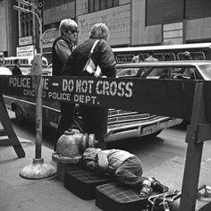 Children close down. Vivian Maier. http://drunkenfilm.com/
