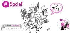 I Viaggi del Barbaro alla Social Case History forum 2013
