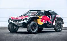 Avant le Dakar 2018, Peugeot va tester son nouveau bolide début juillet