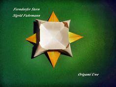Origami, Fleurogami und Sterne: Ferndorfer Stern