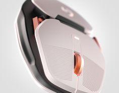 Logitech Salvo - Gaming Mouse