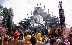 Q-Dance on Tomorrowland 2013