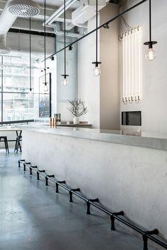concept restaurant te Stockholm