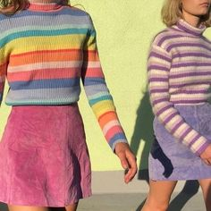 Retro Inspired look Fashion 60s, Look Fashion, Vintage Fashion, Fashion Outfits, 60s Inspired Fashion, 1980s Fashion Trends, Seventies Fashion, Girl Fashion, Mode Outfits