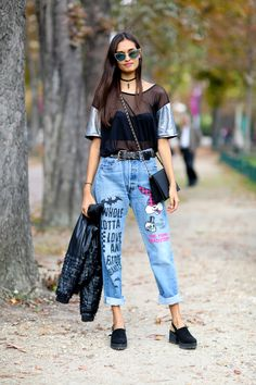 Summer Outfit Ideas From Off-Duty Models | StyleCaster