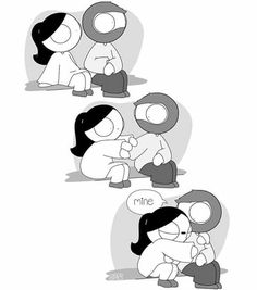 Cute Couple Comics, Couples Comics, Couple Cartoon, Relationship Comics, Funny Relationship Memes, Cute Relationships, Cantana Comics, Comics Love, Comics Girls