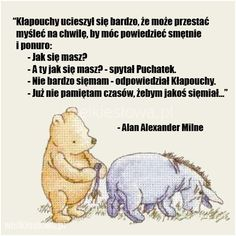 Kłapouchy ucieszył się bardzo, że może przestać... #Milne-Alan-Alexander,  #Książki