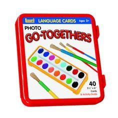 Go-Together Language Cards
