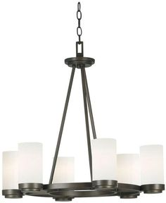 Toronto Chandelier - Chandeliers - Lighting | HomeDecorators.com