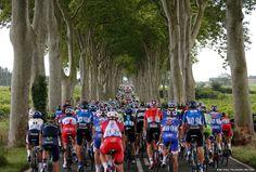 Tour de France cycling race (Jean-Paul Pelissier/Reuters)