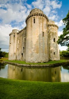 Nunney Castle, England...owned by the Praters, whom my mother's side is descendants of!! I want to visit this place so badly!!