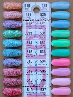 Daisy Gel Polish Rose City MI 535 is part of Short nails Pink Dark - Free matching nail polish