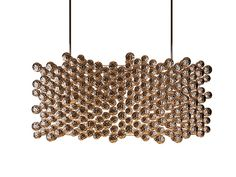 Brass pendant lamp VINEYARD VINEYARD Collection by Creative Mary