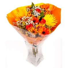 """Florida Large"" Occasion Bouquet from RoseSource.com."