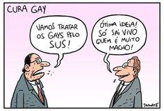 Cura Gay via SUS...