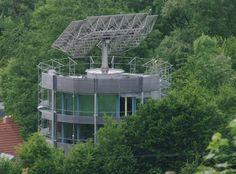 """Heliotrop - kouzlo jednoduchého nápadu, kterého se """"zmocní"""" architekt, jež ví co chce. foto: Joergens.mi, licence Creative Commons Attributi..."""