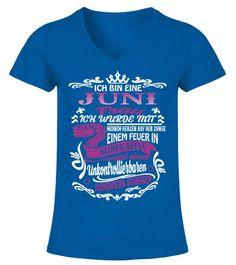 Muttertagsgeschenk Damen T-Shirt V-Ausschnitt Die Beste Mama der Welt