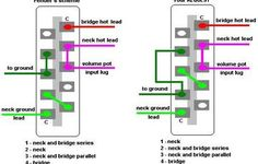 free download guitar wiring diagrams 2 pickups pinterest • the world's catalog of ideas #3