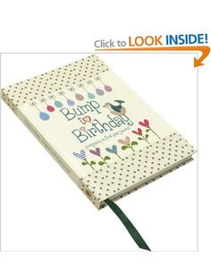 Bump to Birthday, Pregnancy & First Year Journal Parent & Child: Amazon.co.uk: Helen Stephens, from you to me ltd, Lucy Tapper: Books