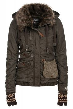 khujo winter jacket.