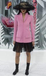 Chanel HC SS 2015 #ChanelHauteCouture #SpringSummer2015 Visit espritdegabrielle.com   L'héritage de Coco Chanel #espritdegabrielle