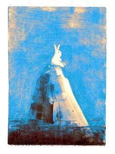 White Rabbit, Blue Sky (by Martijn van der Linden)