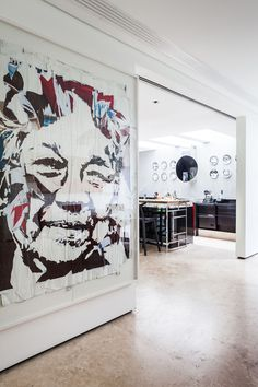 Art filled Home in Sao Paulo