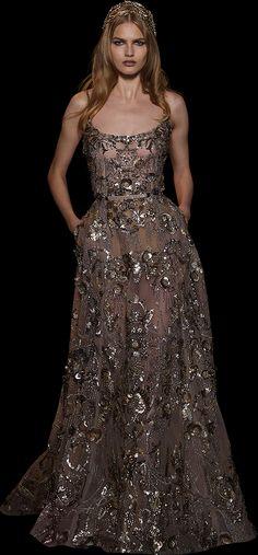 ELIE SAAB - أزياء راقية - خريف - شتاء 2015-2016
