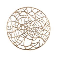 51x51    8468-064  Description  Spidersilk Wall Sculpture  Unit  Each  Price  $665.00