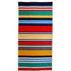 Superior Jacquard Cotton Beach Towel ($25) ❤ liked on Polyvore featuring home, bed & bath, bath, beach towels, jacquard beach towels, oversized beach towels and cotton beach towel