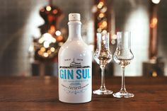 GIN SUL #packaging #spirits #gin