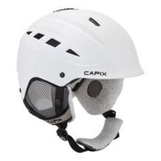 de3c0c548bfc Capix Gambler Men s Ski   Snowboard Helmet 2017 18 - White