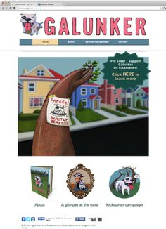 Galunker | Children's Book