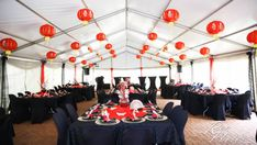 Chinese themed event photography session with Peters Papers at The creaky tree in Bedfordview Johannesburg Gauteng South Africa