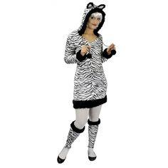 Zebra animal costume for ladies - Journal Monkey Girl, Zebras, Animal Costumes, Cosplay, Beautiful Women, Blouse, Animals, Journal, Carnival