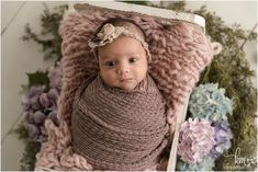 Indianapolis newborn photography - baby girl Newborn Photography Props, Photography Ideas, Cute Baby Girl, Cute Babies, Big Brown Eyes, Heart Melting, Sweet Girls, Purple, Cute Girls