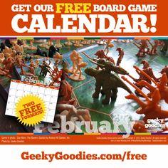 Desktop Calendar, Calendar Wallpaper, Free Board Games, Avalon Hill, Game Room Decor, Tabletop Games, Love Photos, Game Night