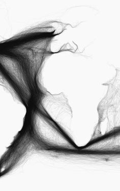 This Stunning Data Viz Captures 200 Years Of Oceanic Exploration | Co.Design | business + design