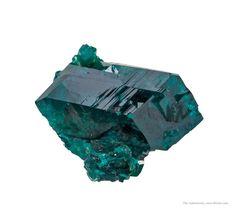 """hematitehearts: """"Dioptase Locality: Tsumeb Mine, Tsumeb, Namibia """""""