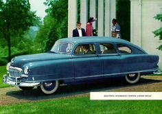carro nash 1947 - Buscar con Google