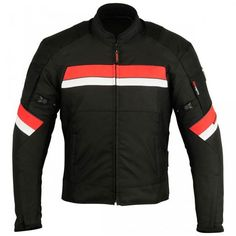 Made to Measure Custom Motorcycle Textile Cordura Adventure Touring Jacket - Motorcycle Jackets - Apparel & Accessories