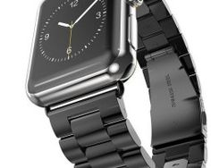 Stainless Steel Band For Apple Watch Strap Link Bracelet watchbands Smart Watch Metal Band for iWatch Series 3 2 1 * AliExpress BIG SALE on Nov Click the VISIT button to enter the AliExpress website Apple Watch 42mm, Apple Watch Serie 1, Apple Watch Stainless Steel, Stainless Steel Metal, Stainless Steel Bracelet, Bracelet Apple Watch, Black Apple, Metal Music Bands