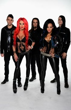 Heidi Shepherd – Butcher Babies                                                                                                                                                      More