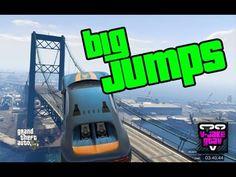 GTA 5 Big jumps [dutch] Gta 5, Dutch, Big, Dutch Language