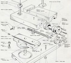 The Top-Slide Dual Dial Cartridge (Gamet Dual Dials on the Colchester Lathe)