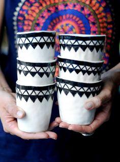 Handmade Ceramic Tumblers | Etsy