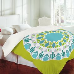 Cool site with funky home decor and quirky colors.  :)