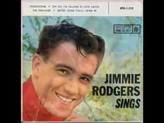 Jimmie Rodgers - Honeycomb ( 1957 )