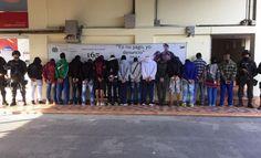 operativo contra grupo delincuencial comun organizado san gabriel de itagai