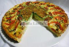 Les secrets de cuisine par Latifa: Les salés
